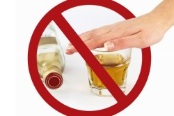 Отказ от алкоголя перед анализами крови