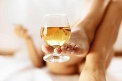 Употребление алкоголя - причина плохого кровообращения в конечностях