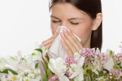 Аллергия - причина применения адреналина