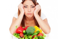 Потеря аппетита - симптом анемии