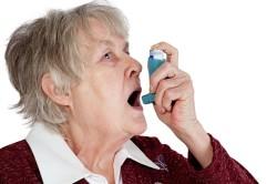 Астма - следствие недостаточного насыщения крови кислородом