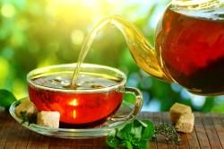 Польза сладкого чая после сдачи крови