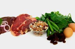 Специальная диета при анемии