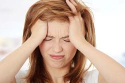 Головная боль как симптом нарушения кровообращения