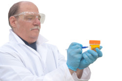 Лабораторный анализ мочи