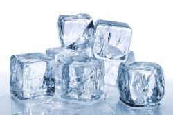 Польза льда при носовом кровотечении