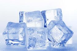 Лед для остановки кровотечения из носа