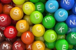 Комплекс витаминов при анемии