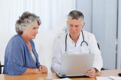 Обращение к врачу при обнаружении сифилиса