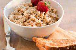 Польза овсяной каши при повышенном холестерине