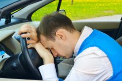 Потеря ориентации и сонливость при опьянении