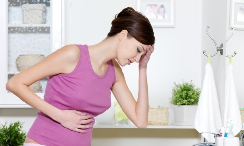 Проблема рвоты и диареии с кровью
