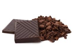 Черный шоколад для улучшения кровообращения мозга