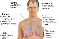 Туберкулез - причина мокроты с кровью