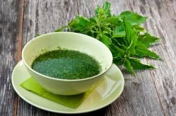 Польза супа из крапивы для очищения крови