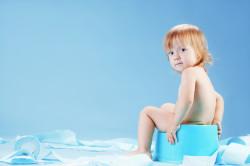 Запор - признак глистов у детей
