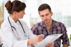 Обнаружение отклонения нормы тромбоцитов в крови
