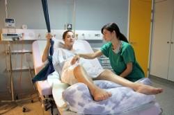 Боли при разрыве матки во время родов
