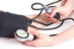 Измерение давление после кровопотерь