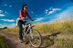 Езда на велосипеде для улучшения кровообращения