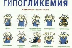 Симптомы гипогликемии у ребенка