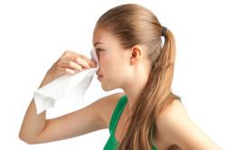 Кровотечения из носовой полости при понижении тромбоцитов