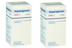Аспарагиназа для лечения острого лимфобластного лейкоза