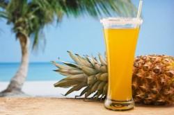 Польза ананасового сока для людей с первой группой крови