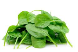 Польза шпината для обмена веществ