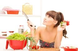Нарушение нормы белка из-за диет
