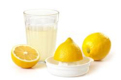 Применение лимонного сока при кровотечении из носа