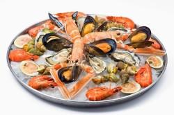 Замена мяса морепродуктами для понижения гемоглобина