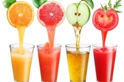 Польза натуральных соков для людей с 1 группой крови