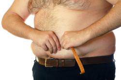 Избыточный вес - причина высокого уровня холестерина в крови
